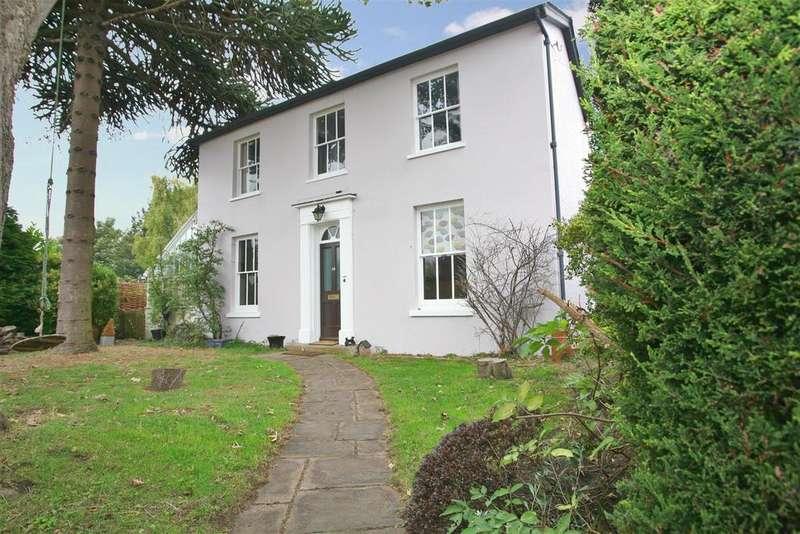 4 Bedrooms Detached House for sale in Victoria Road, Woodbridge
