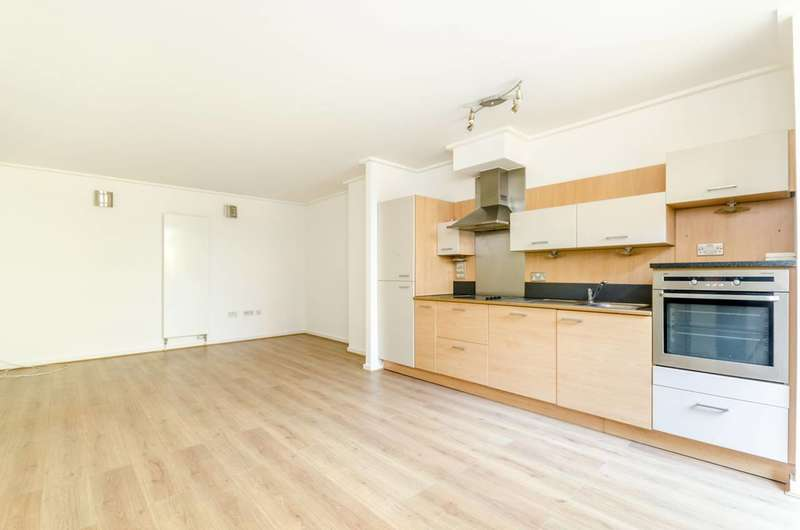 2 Bedrooms Flat for sale in Kilby Court, Greenwich Millennium Village, SE10