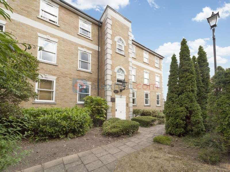 2 Bedrooms Flat for sale in Brunel Road, Rotherhithe SE16