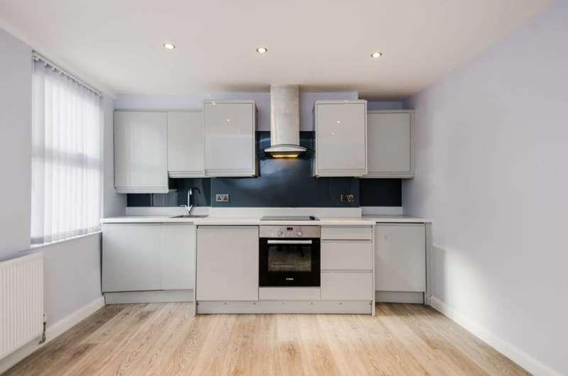 1 Bedroom Maisonette Flat for sale in Trafalgar Road, Greenwich, SE10