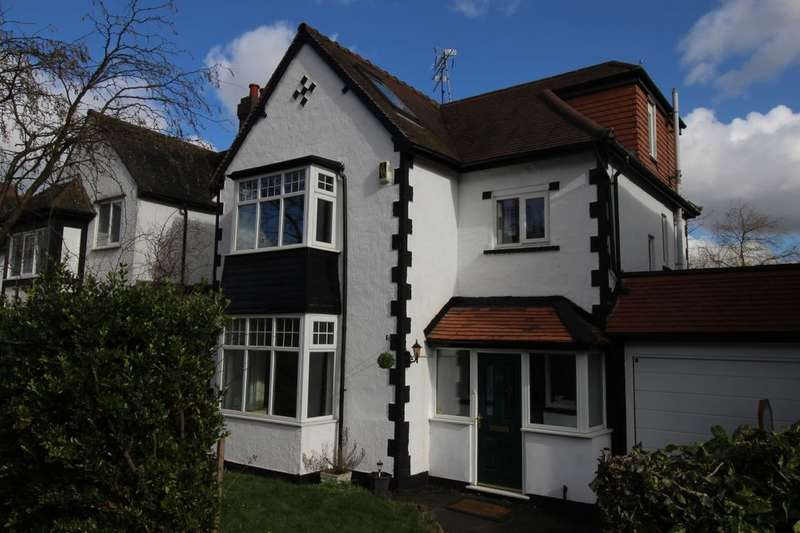 4 Bedrooms Detached House for sale in Selwyn Road, Birmingham, B16