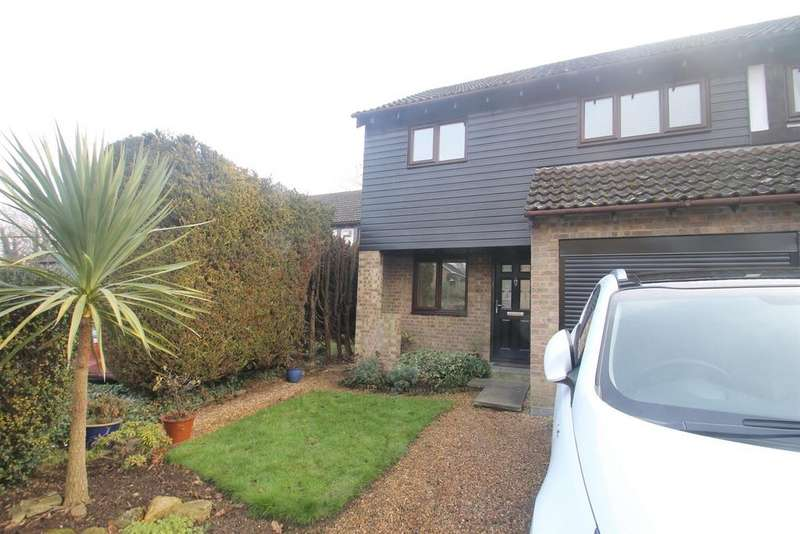 3 Bedrooms Semi Detached House for sale in The Beams, Maidstone
