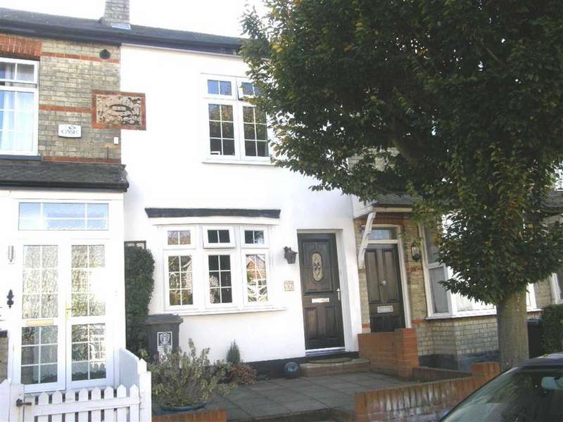 2 Bedrooms Terraced House for sale in Oxhey Village
