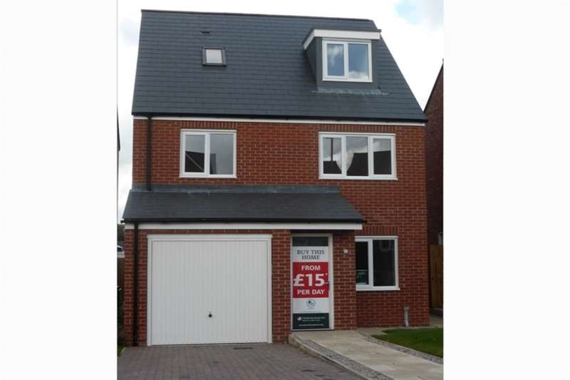 4 Bedrooms Semi Detached House for sale in Brackenleigh Close, Carlisle, CA2