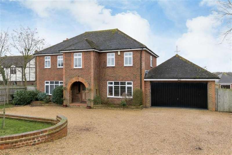 5 Bedrooms Detached House for sale in Shefford Road, Meppershall, Bedfordshire