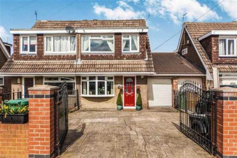 2 Bedrooms Semi Detached House for sale in Bowfell Close, Stockton-on-Tees, Cleveland