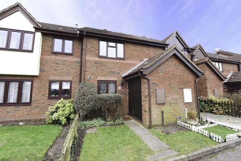 2 Bedrooms Terraced House for sale in Kingsbridge Road, WALTON ON THAMES KT12