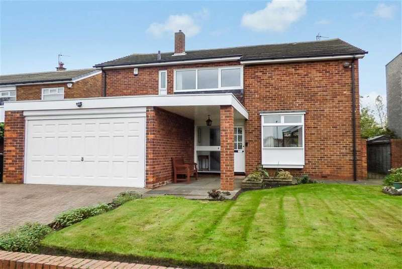4 Bedrooms Detached House for sale in Southlands, Tynemouth