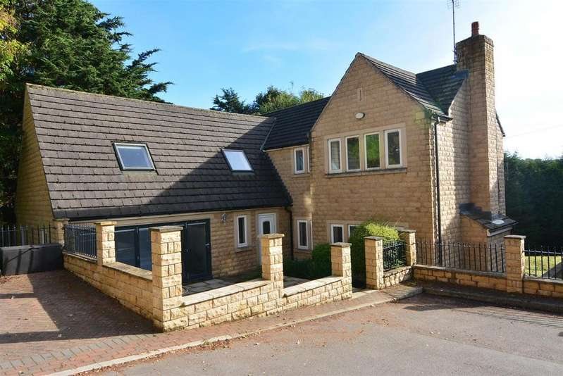 5 Bedrooms Detached House for sale in Rufford Gardens, Yeadon
