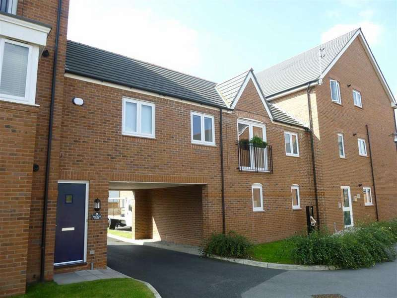 2 Bedrooms Apartment Flat for sale in Pineacre Close, West Timperley, Cheshire, WA14