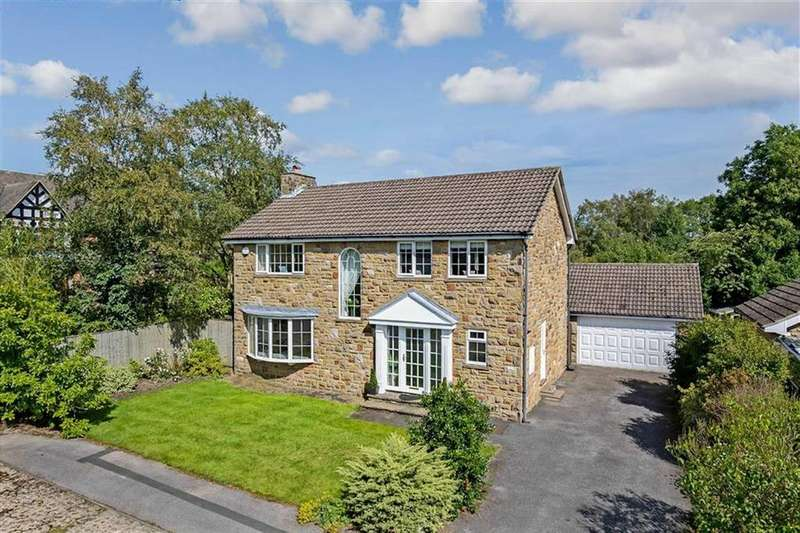 4 Bedrooms Detached House for sale in Fulwith Avenue, Harrogate, North Yorkshire