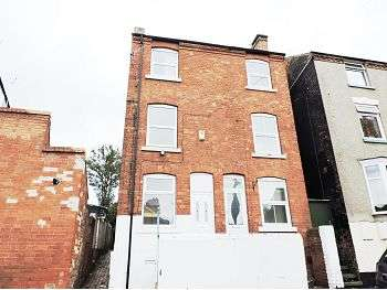 3 Bedrooms Semi Detached House for sale in Hollis Street, New Basford, Nottingham, NG7 7AS