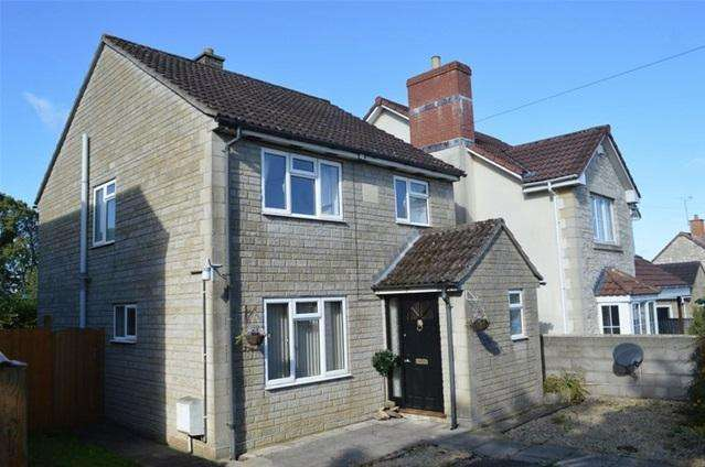 3 Bedrooms Detached House for sale in Rush Hill, Farrington Gurney, Near Bristol