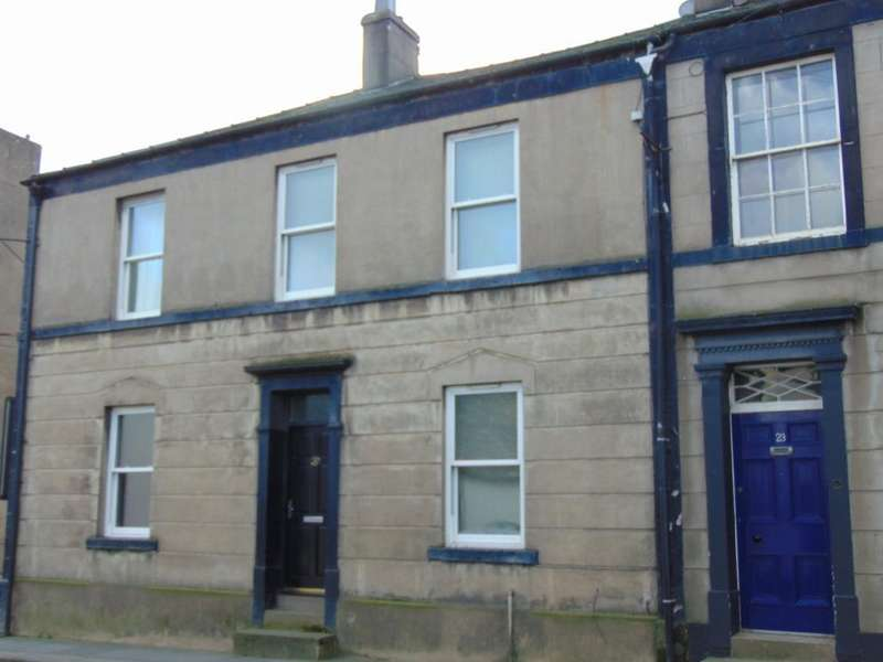 4 Bedrooms Terraced House for sale in 21 Crown Street, Cockermouth, CA13 0EX