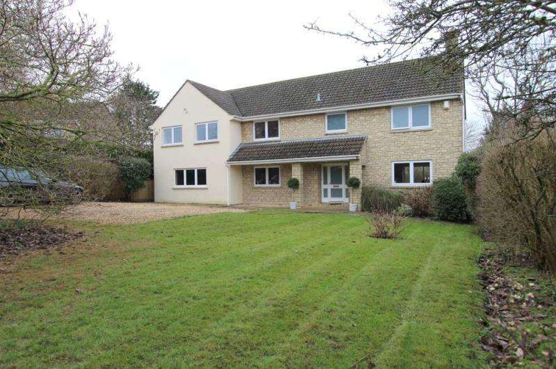 5 Bedrooms Detached House for sale in Norton St Philip