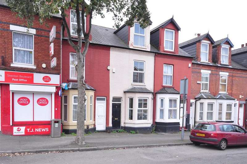 3 Bedrooms Terraced House for sale in Sneinton Boulevard, Nottingham