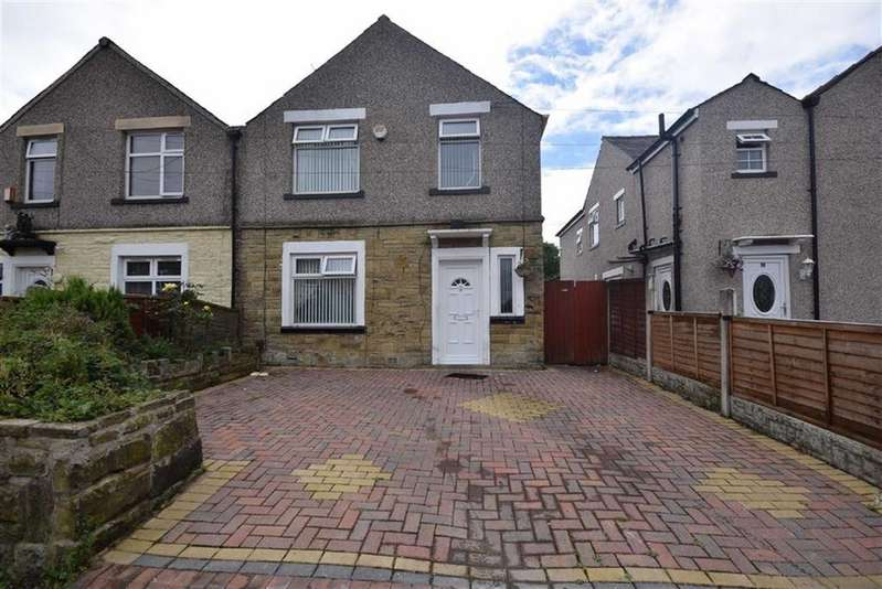 3 Bedrooms Semi Detached House for sale in Langholme Street, Nelson, Lancashire