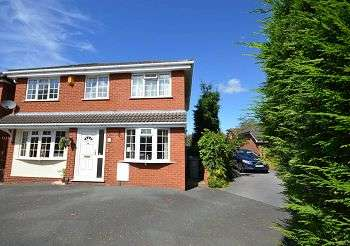 4 Bedrooms Detached House for sale in Holly Heath Close, Sandbach, CW11 4HU
