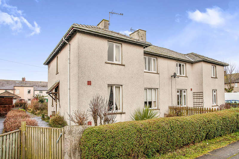 3 Bedrooms Semi Detached House for sale in Caldew Street, Silloth, Wigton, CA7
