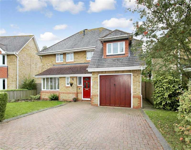 4 Bedrooms Detached House for sale in 5, Chestnut Drive, Brackley