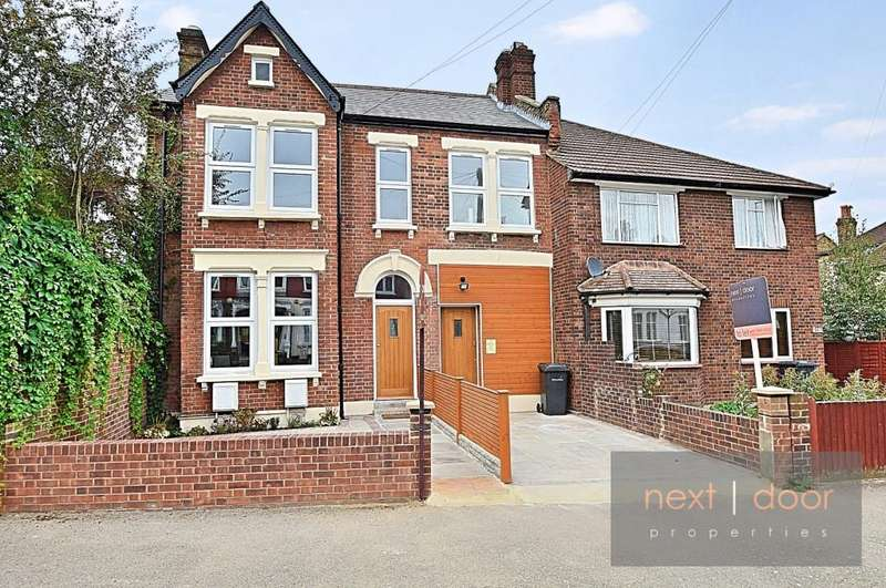 3 Bedrooms Apartment Flat for sale in Vancouver Road, Forest Hill, SE23