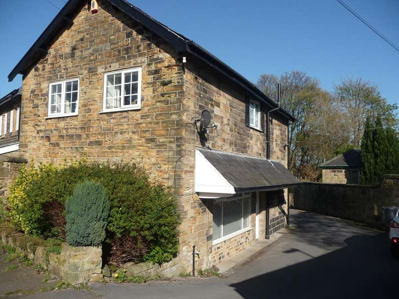 3 Bedrooms Detached House for sale in Lamplands Cottage, Upper Batley, WF17 0LJ