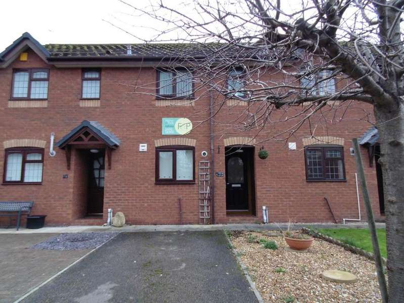2 Bedrooms Terraced House for sale in 23 Doctor Garretts Drive, Conwy, LL32 8GZ