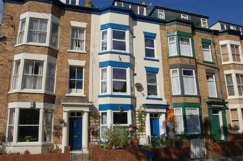 1 Bedroom Flat for sale in Trafalgar Square, Scarborough