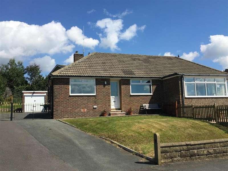 2 Bedrooms Semi Detached Bungalow for sale in Regent Road, Kirkheaton, Huddersfield, HD5 0LW