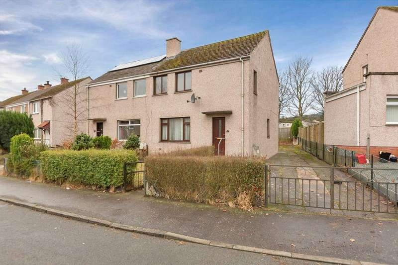 3 Bedrooms Semi Detached House for sale in 20 Anne Street, Penicuik, EH26 0HW