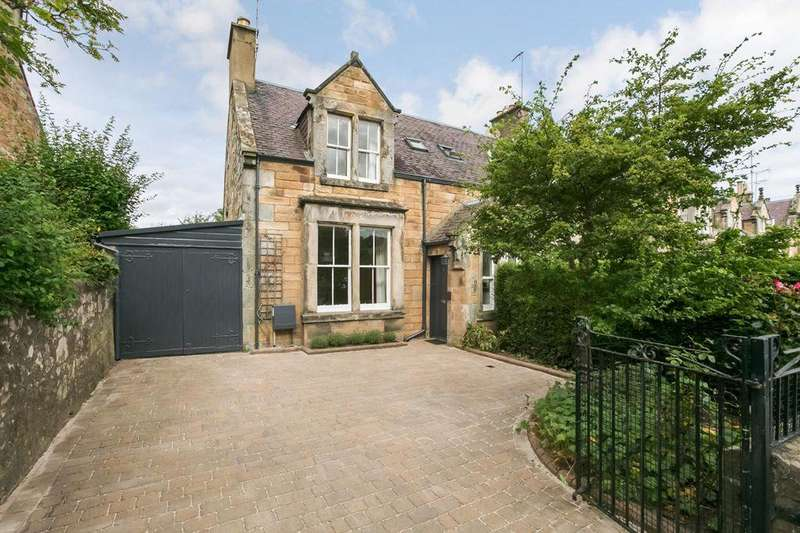 4 Bedrooms Semi Detached House for sale in 9 Abbey Road, Midlothian, EH22 3AD