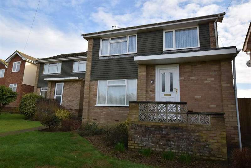 3 Bedrooms Detached House for sale in Hazelwood Gardens, St. Leonards-On-Sea