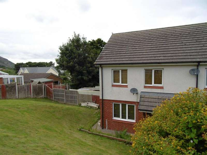 3 Bedrooms End Of Terrace House for sale in 1 Erw Fair, Penmaenmawr, LL34 6DP