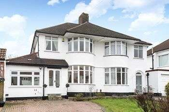 4 Bedrooms Semi Detached House for sale in Molescroft, New Eltham / Chislehurst Borders, London, SE9 3JU