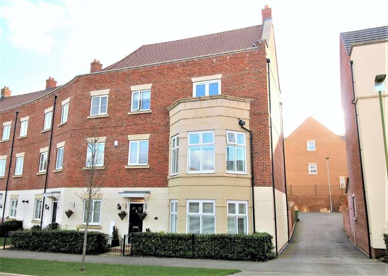 4 Bedrooms End Of Terrace House for sale in Apsley, Hemel Hempstead