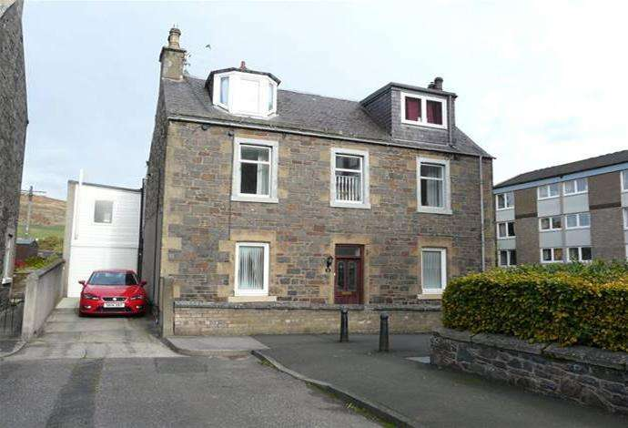 1 Bedroom Flat for sale in 133 Gala Park, Galashiels, TD1 1HB