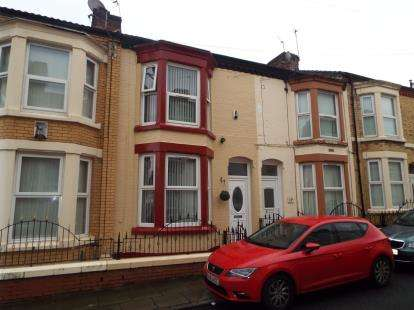 3 Bedrooms Terraced House for sale in Ling Street, Liverpool, Merseyside, L7