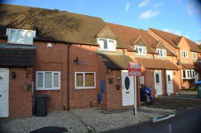 2 Bedrooms Terraced House for sale in Apperley Drive, Quedgeley, Gloucester, Gloucestershire