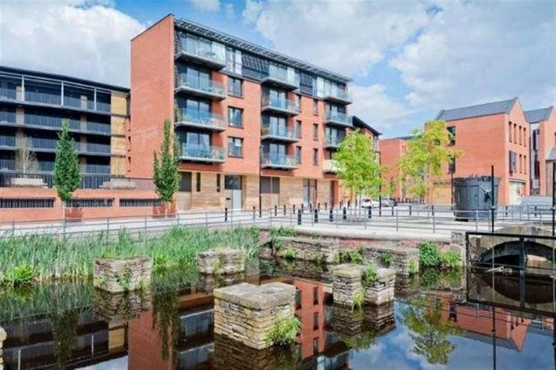 2 Bedrooms Apartment Flat for rent in Millau, 2 Kelham Island, Sheffield, S3 8RD