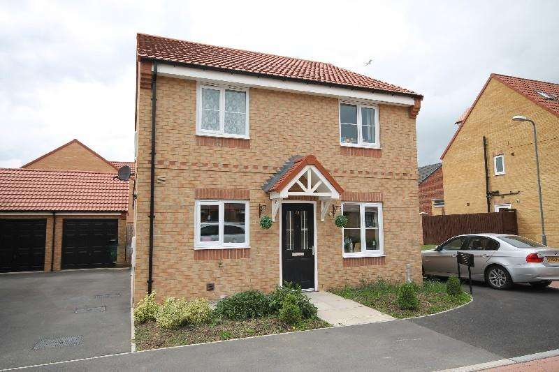 4 Bedrooms Detached House for sale in Kirkbride Way Ingleby Barwick, Stockton On Tees