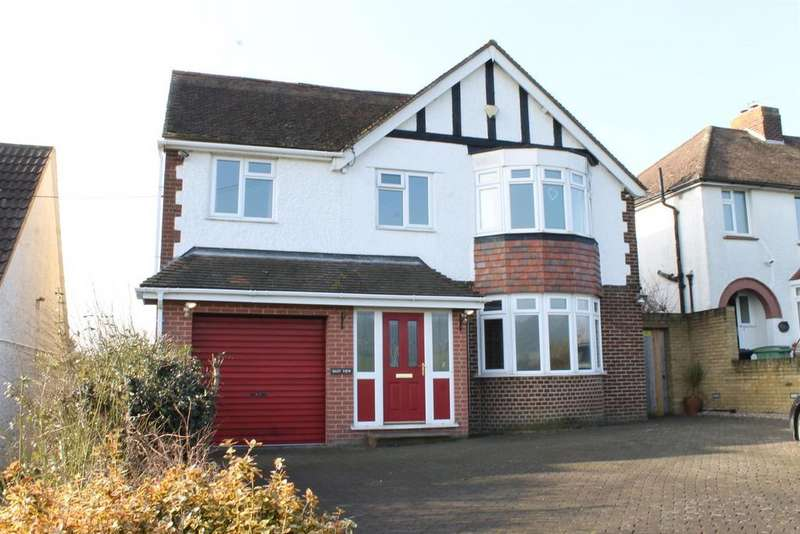 4 Bedrooms Detached House for sale in Tyland Lane, Sandling, Maidstone