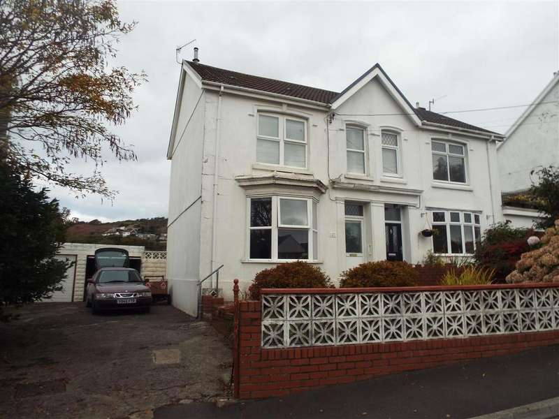 3 Bedrooms Semi Detached House for sale in Elkington Road, Burry Port