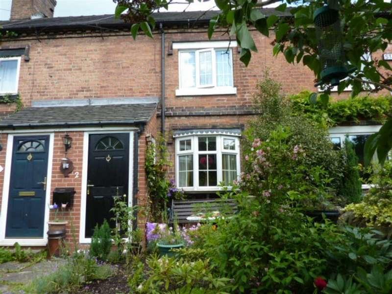 2 Bedrooms Terraced House for sale in 2, Starwood Terrace, Oakamoor