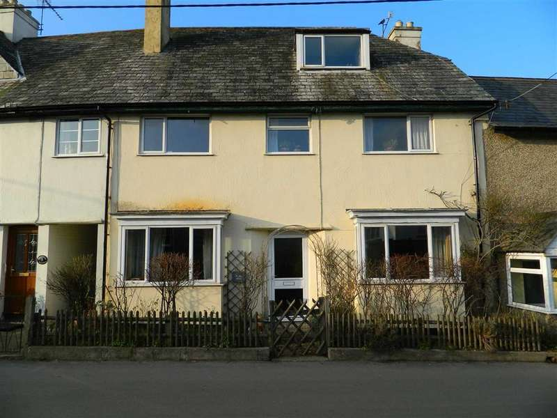 4 Bedrooms Semi Detached House for sale in Fore Street, Hemyock, Cullompton, Devon, EX15