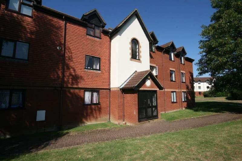 Studio Flat for sale in Pascal Way, Letchworth
