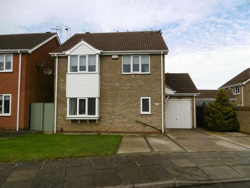 4 Bedrooms Detached House for sale in Goldgarth, Grimsby