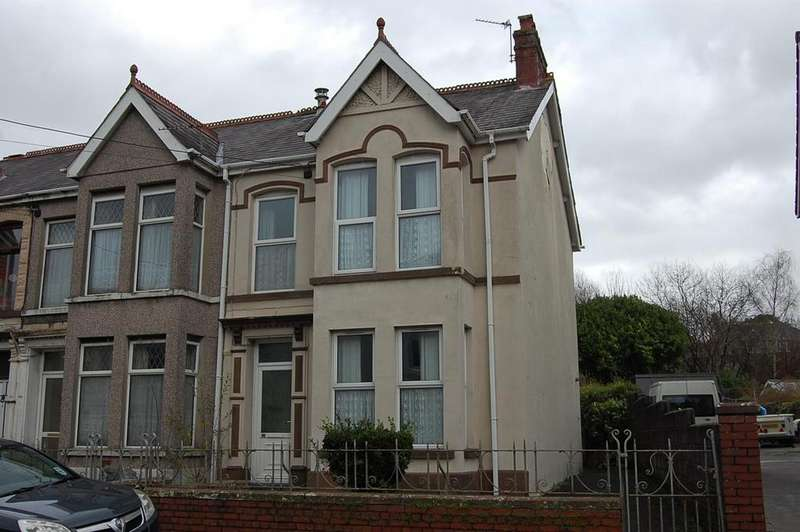 4 Bedrooms Semi Detached House for sale in College Street, Ammanford