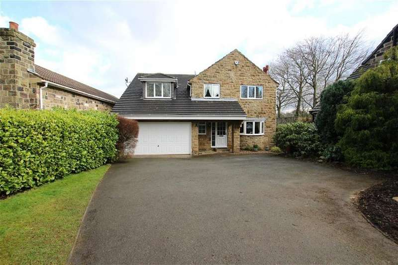 5 Bedrooms Detached House for sale in Church Street, Woolley, Wakefield, WF4