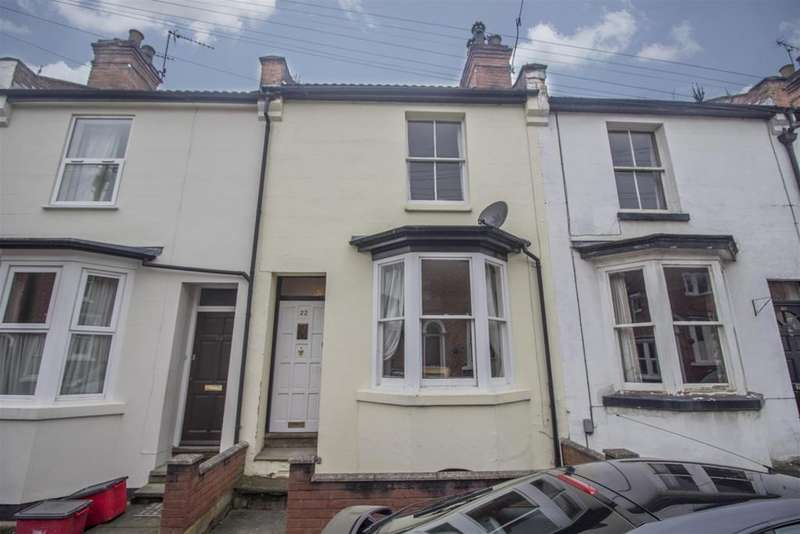 2 Bedrooms Terraced House for sale in Norfolk Street, Leamington Spa, CV32 5YQ