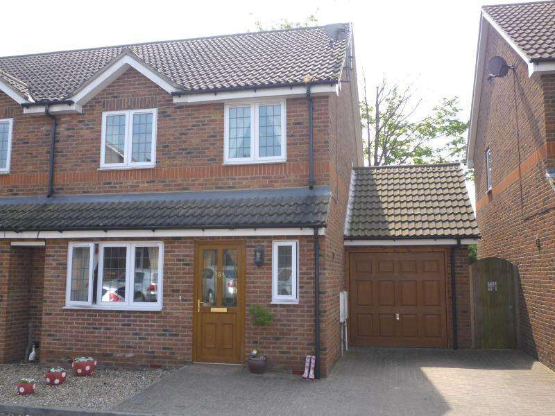 3 Bedrooms Semi Detached House for sale in The Hampshires, Harrietsham, Maidstone